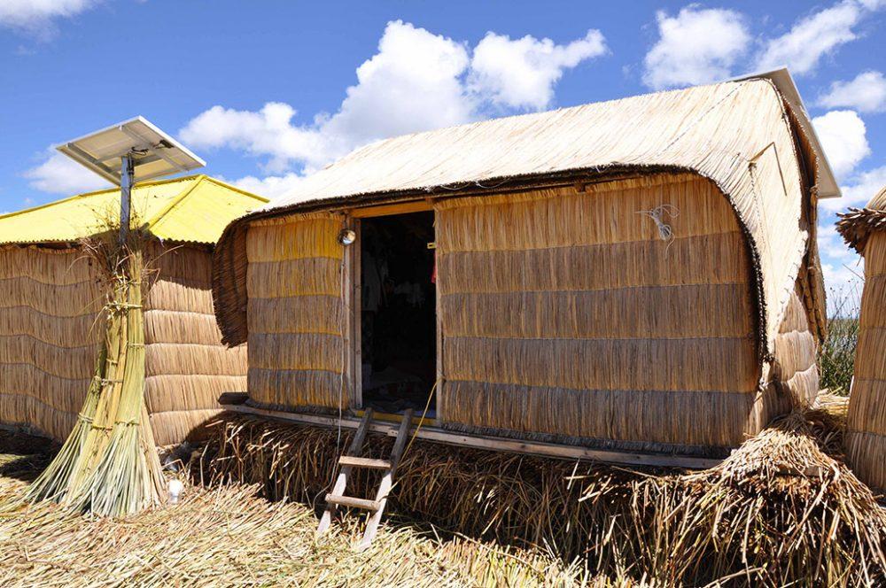 Solar battery: benefits for rural villages