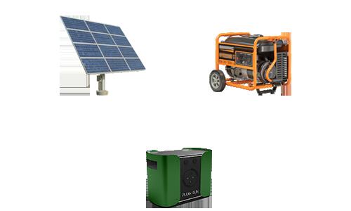 rayhybrid solar-diesel hybrid