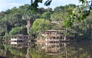 Amazzonian village off grid solar energy solution
