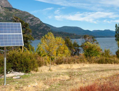 Plug the Sun trae energía solar a las comunidades rurales del Parque Nacional Lanin