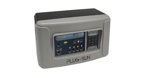 RAYGO 100 unit, Solar home system